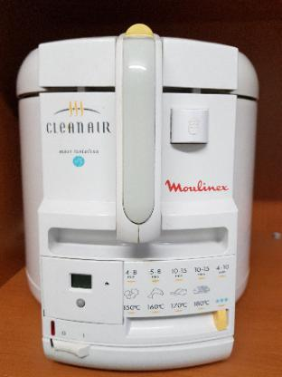 Friteuse Moulinex Clean Air