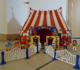 Playmobil Zirkus mit LED-Portal (4230) + Raubtierdressur (4233) - Raesfeld