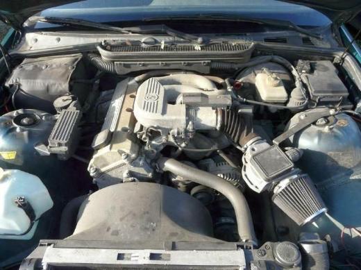 BMW e36 318  Motor kpl. mit Anbauteilen