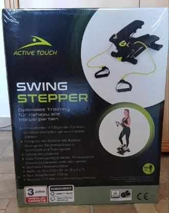 Swing Stepper active touch