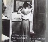 Heinrich Zille. Photographien Berlin 1890-1910. - Münster