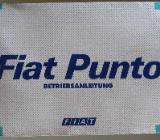 FIAT Punto Betriebsanleitung, deutsch, Bj. 1995 - Münster