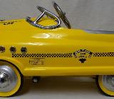 "Hot Rod Tretauto Sondermodell ""Taxi"" aus Blech - Raesfeld"