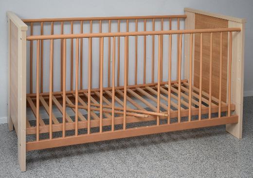 PAIDI Kinderbett, 55 €