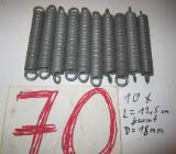 10 Metallfeder - Emsdetten
