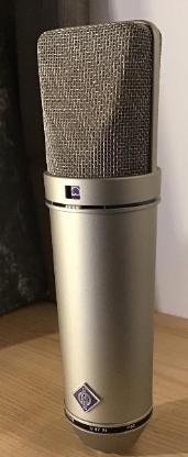 Neumann U87 AI Mikrofone