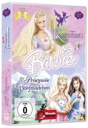 Barbie DVD's