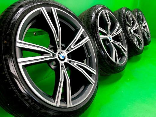 19 Zoll Original BMW 3er G20 G21 Sommerräder Felgen Individual 793 793i RDCI