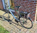 Cube Herren e-bike Pedelec 62 cm RH Bosch Antrieb - Ostbevern