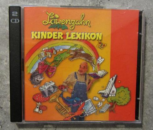 Löwenzahn Kinderlexikon, 2 CD-ROM
