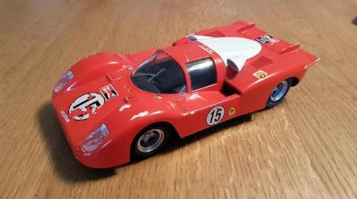 FERRARI  512 S  MARC / Marchesini Toys ART.350