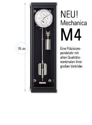 Wanduhr Mechanica M4 / Weihnachtsgeschenk