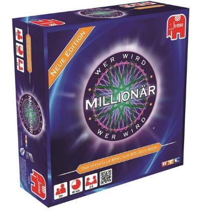 Neue Edition! Wer wird Millionär! Neu und Originalverpackt