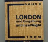London und Umgebung mit Insel Wight. Reiseführer (1929) - Münster