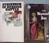 "John Steinbeck: ""In Dubious Battle"" + ""The Wayward Bus"". - Münster"