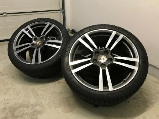 """Porsche Cayenne Turbo II 21"""" Sommerreifen"""
