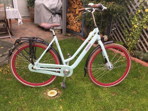 Gazelle Esprit Damenrad, wie neu- ein Blickfang