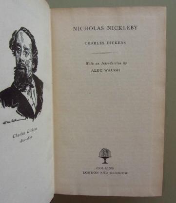 Dickens, Charles: Nicholas Nickleby (1953)