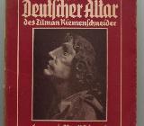 Ein deutscher Altar des Tilmann Riemenschneider. - Münster