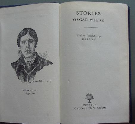 Oscar Wilde: Stories. (Englisch)