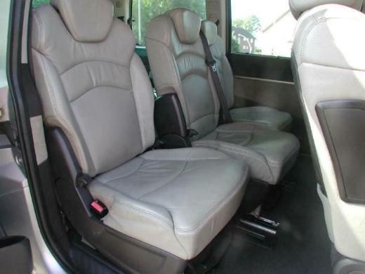Citroen C8 V6 Automatic Leder Klima 2005 Stoßdämpfer vorne hinten