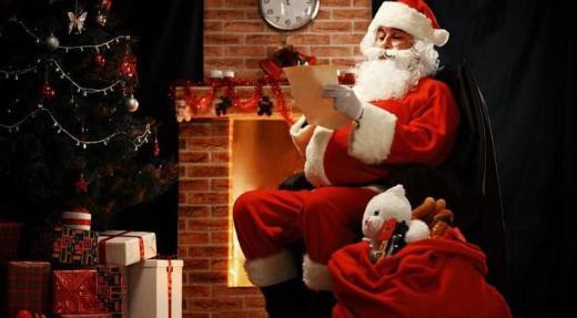 Nikolaus/Weihnachtsmann kommt: MS-COE-ST...