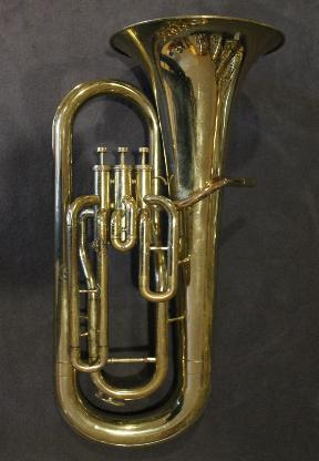 Yamaha Euphonium YEP 201 Gebrauchtinstrument inkl. Koffer