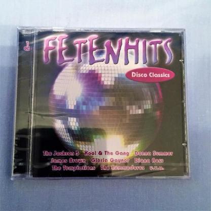 CD Fetenhits 'Disco Classics'