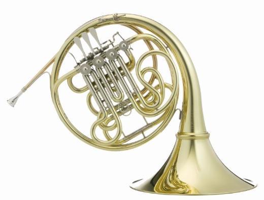 Meister Hans Hoyer G10 A-L Profiklasse Doppelhorn, Neuware