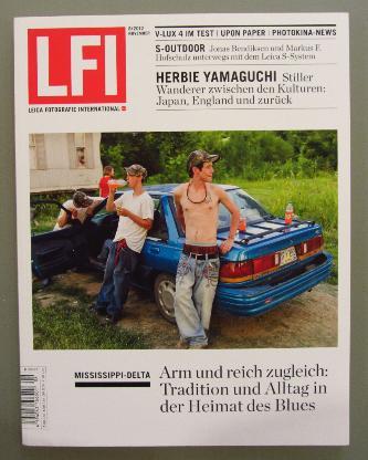 Leica Fotografie International. LFI. Nov. 2012, 8/2012
