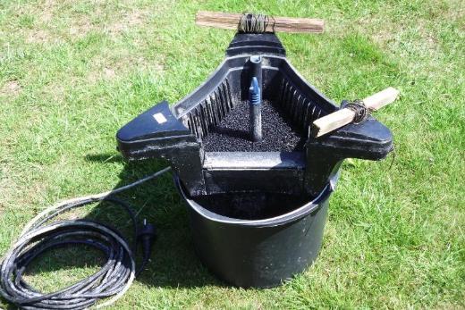 OASE SwimSkim - Oberflächensauger mit Motor
