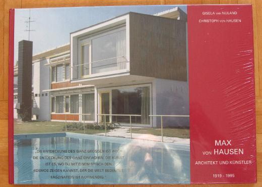 Max von Hausen - Architekt und Künstler 1919-1995 (neu)